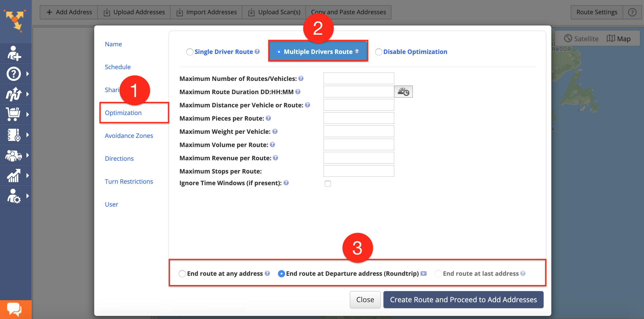Multiple Drivers Route Optimization - Route4Me Support on address art, address search, address letter, address home, address locator, address email, address numbers,