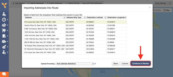 Switching from Intelligent Routing to Route4Me