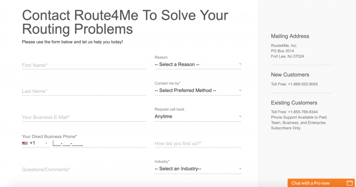 Managing Your Subscription and Modules with Route4Me Feature Manager