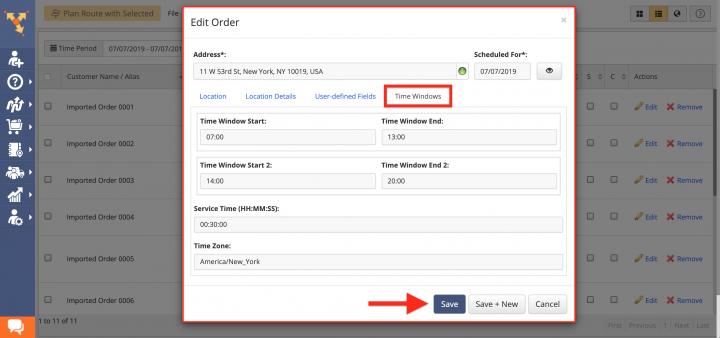 Dynamic E-Commerce Order Dispatch