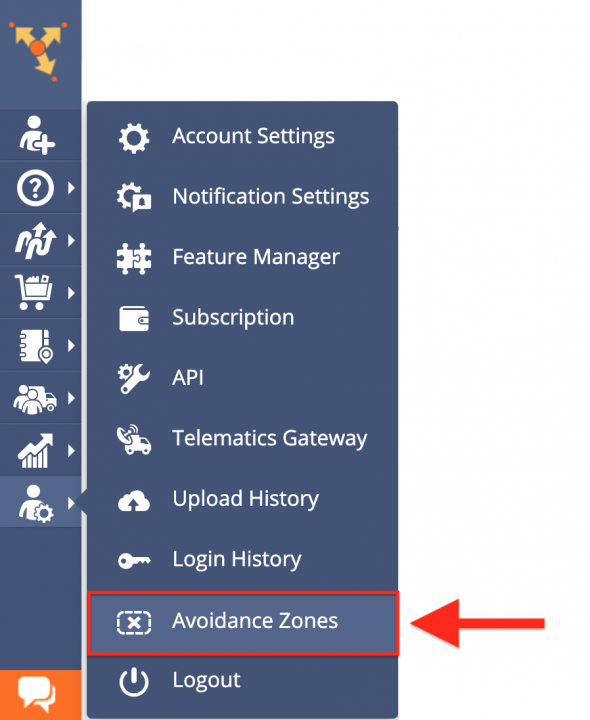 Avoidance Zones Constraint - Advanced Constraint Add-On