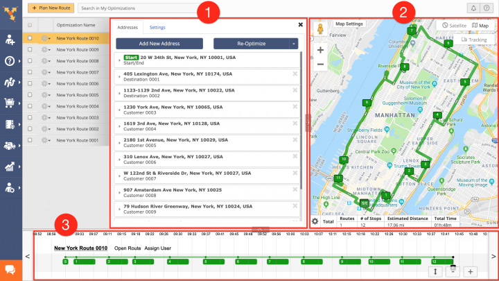 Android Route Optimizations - Using the Route4Me Web Platform for Viewing Route Optimizations Created on the Route4Me Android App