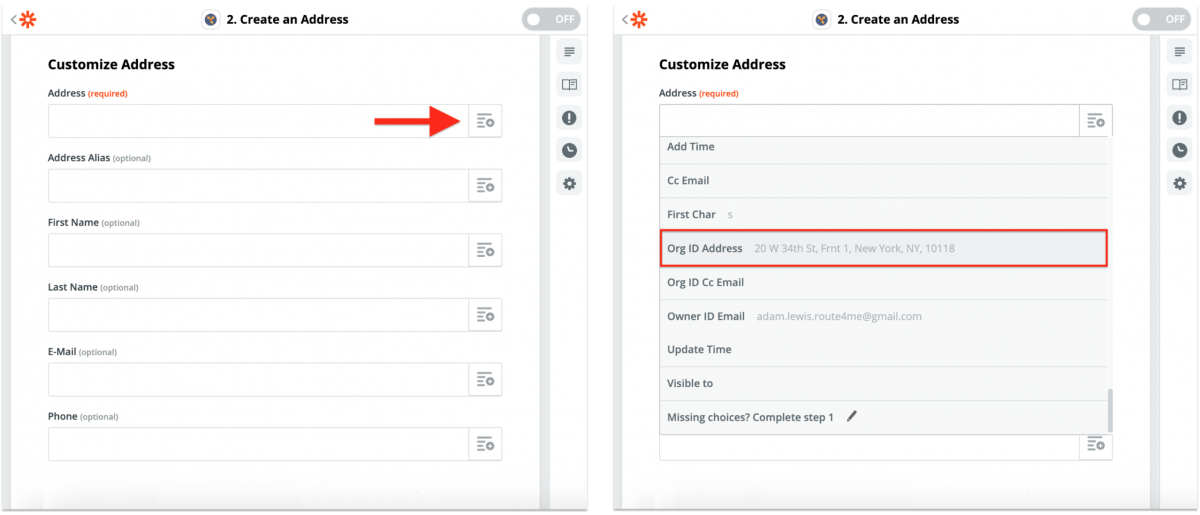 Pipedrive Integration With Route4Me via Zapier – Synchronizing Pipedrive Contacts With the Route4Me Synced Address Book