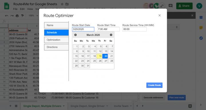 Optimization Editor