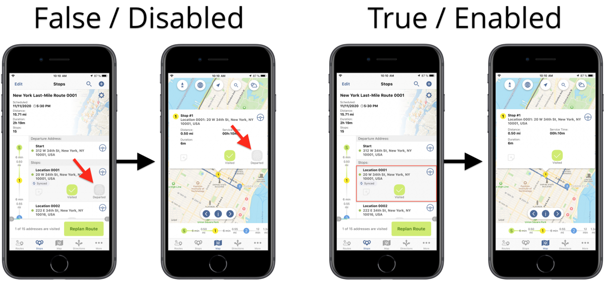Route4Me iOS (iPhone) Route Planner White-Labeling Guide