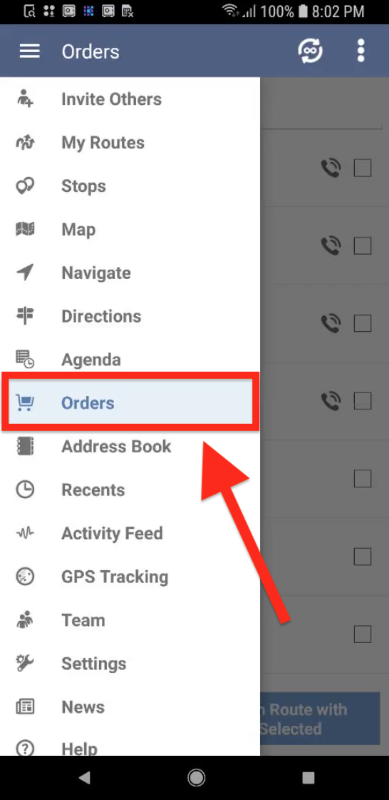 Manage your Orders Easily with Route4Me