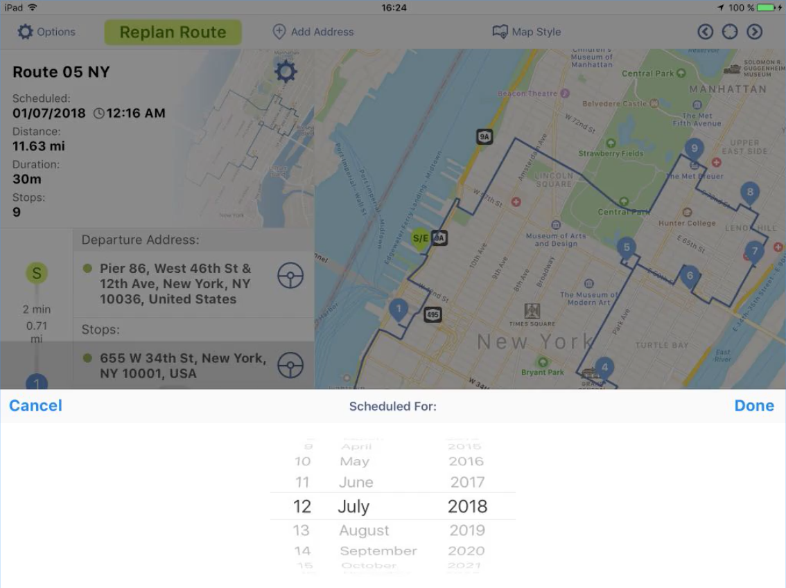 Generating Orders with Route4Me is Easy